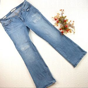 Torrid Relaxed Boot Cut Jeans SZ 16